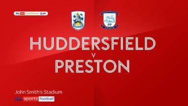 Huddersfield 1-2 Preston