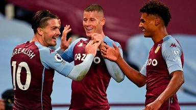 'Villa have strengthened the right areas'