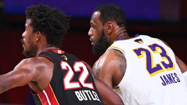 NBA Finals: Gm 6 Lakers 106-93 Heat