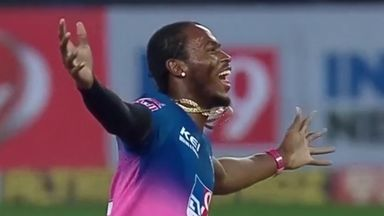 IPL: Royals vs Sunrisers highlights