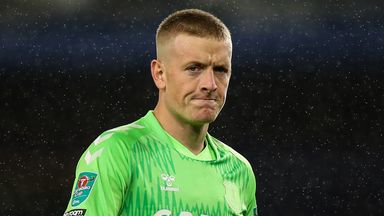 Assessing Pickford's derby decision-making