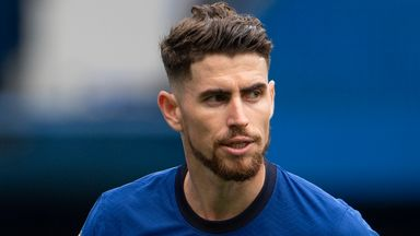 Lampard: Jorginho accepts penalty change