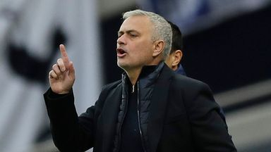 Jose: Top of the league not an obsession