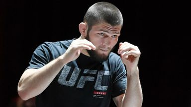 Khabib: I'm not coming back