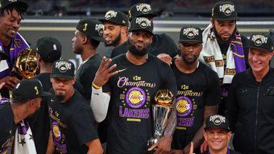 NBA Finals: Game 6 mini-movie