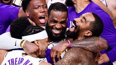 NBA Finals Game 6: Best of Phantom Cam