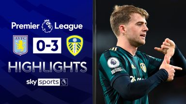Brilliant Bamford hat-trick sinks Villa