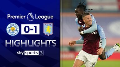 Barkley scores injury-time winner for Villa