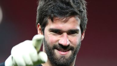 How Alisson halved injury recovery