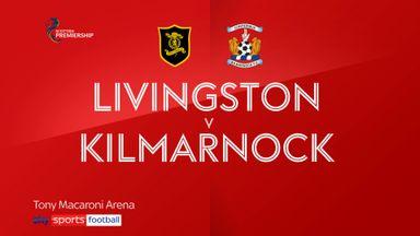 Livingston 1-3 Kilmarnock