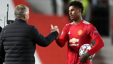 Ole: Hat-trick hero Rashford won't lose focus