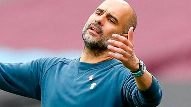 Pep: Injuries result of busy calendar