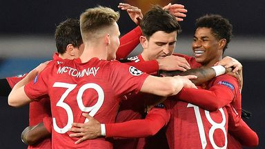 Sharpe: Man Utd can do something big