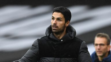 Arteta: We made it hard for ourselves