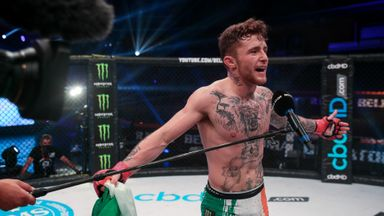 Gallagher: No one can stop me