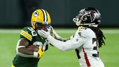 Falcons 16-30 Packers