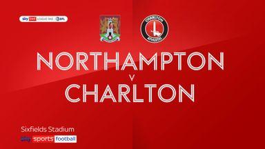 Northampton 0-2 Charlton