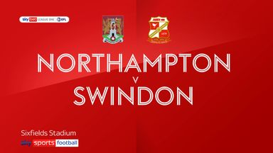 Northampton 2-1 Swindon
