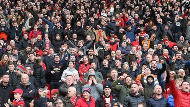 'Old Trafford can hold 23k fans safely'