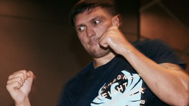 Usyk: Chisora weight advantage means nothing