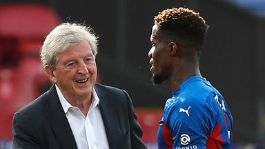 Palace won't entertain late bids for Zaha
