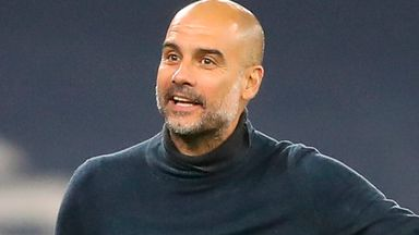 Pep brushes off Barca speculation