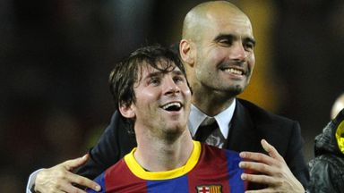 Font: I'll bring back Pep to keep Messi