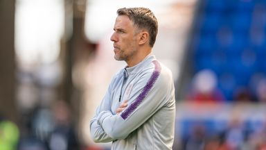 Neville teases 'exciting' England games
