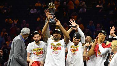 NBA Retro: Every NBA champion since 2000