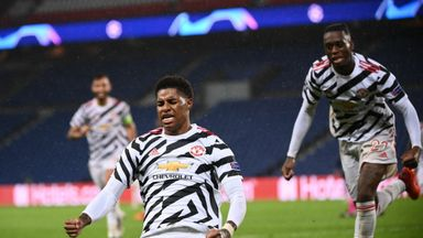 Ole: Rashford developed into a top striker