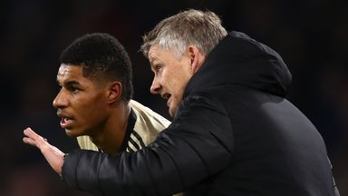 Ole very proud of Rashford charity work