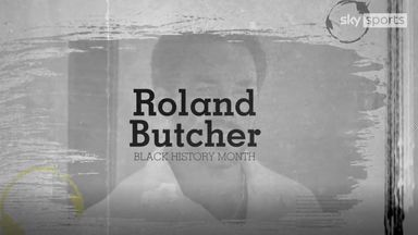 Roland Butcher: England's trailblazer