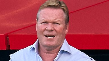 Koeman: I'm worried, we lack confidence