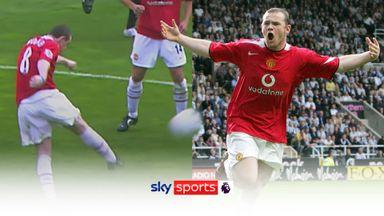 Man Utd vs Newcastle: Greatest PL Goals
