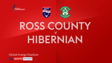 Ross County 0-0 Hibernian
