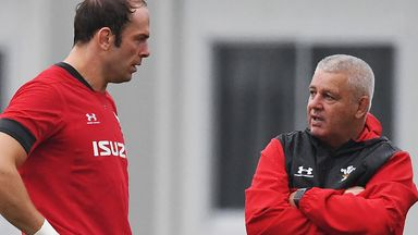 Gatland: Alun Wyn Jones deserves all the praise