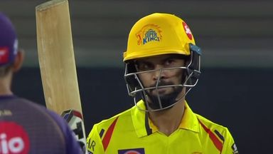 IPL: Chennai vs Kolkata highlights