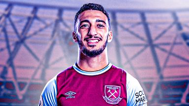 Moyes: Benrahma will be used at right time