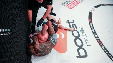 Rogers back to winning ways with submission