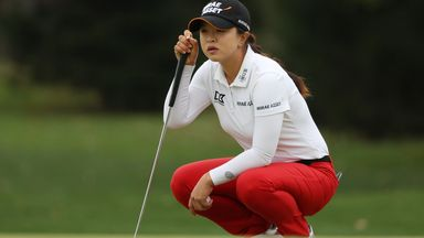 Women's PGA Championship: R4 highlights