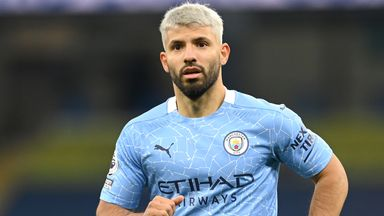 What will happen with Aguero's City future?