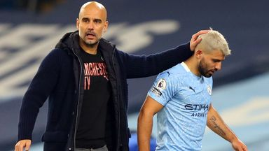 Pep: Aguero must earn new deal
