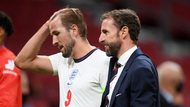 Southgate: No club vs country row over Kane