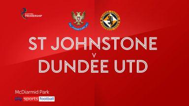 St Johnstone 0-0 Dundee United