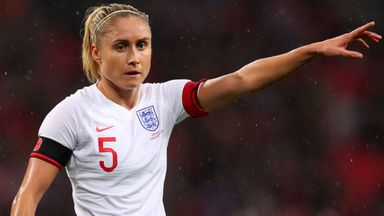 Steph Houghton: Driving Force