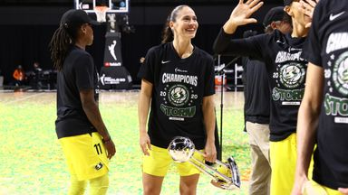 'Bird's WNBA legacy comparable to LeBron'