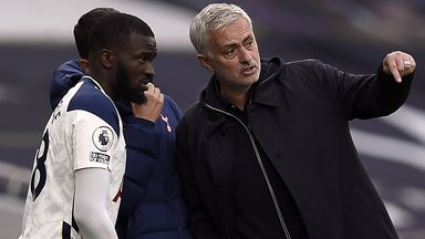 Ndombele unfazed by past Mourinho criticism