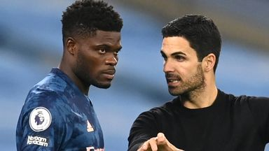 Arteta: More to come from Partey