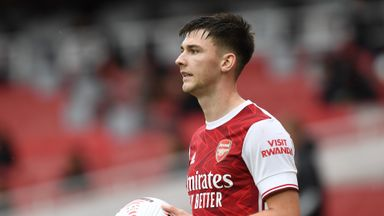 Arteta hopeful on Tierney availability