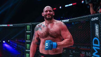 Johnson wants heavyweight title shot